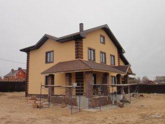 Строительство дома под ключ из газобетона Ytong в Череповце